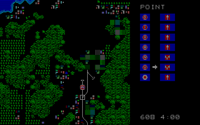 A列車で行こう(初代)攻略:貨物列車の脱線1|レトロゲーム攻略