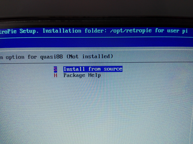 INSTALL from source