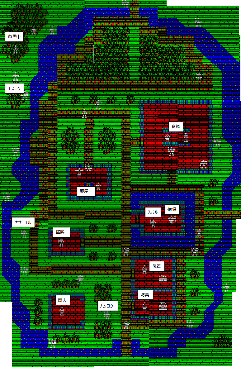 夢幻の心臓Ⅱ:自由都市ナガッセ