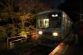 京都新聞写真コンテスト 紅葉電車