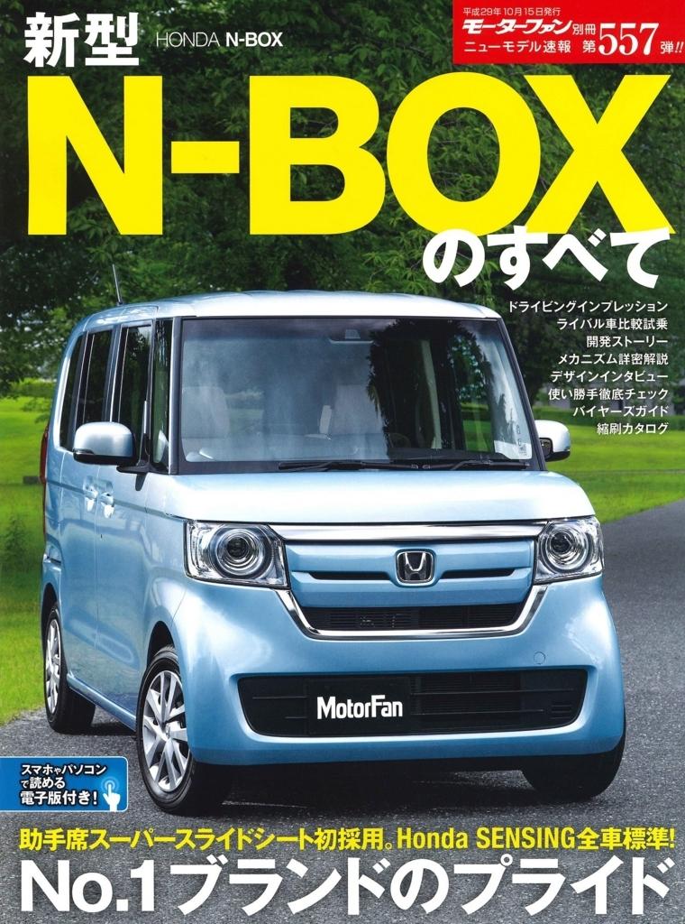 新型N-BOXのすべて