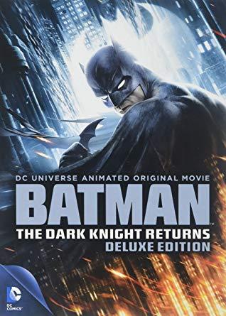 バットマン: ダークナイト リターンズ