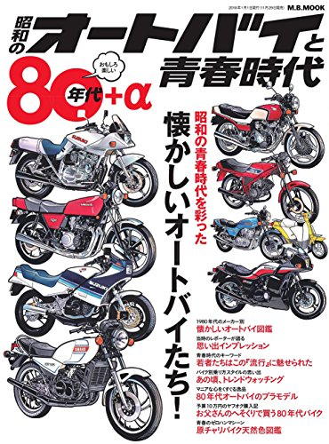 80年代+α昭和のオートバイと青春時代