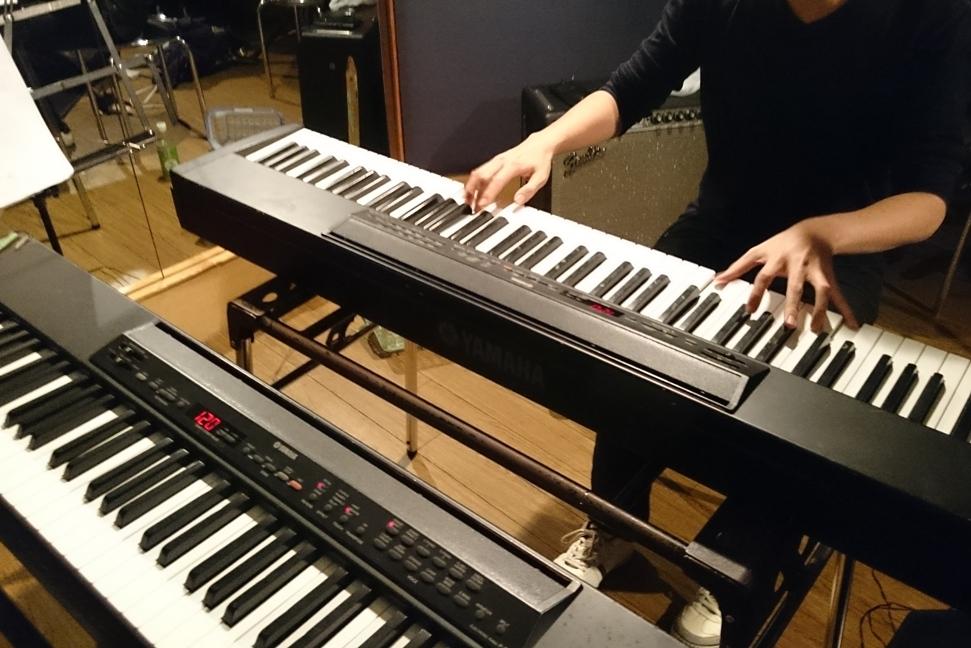 即興ピアノデュオ