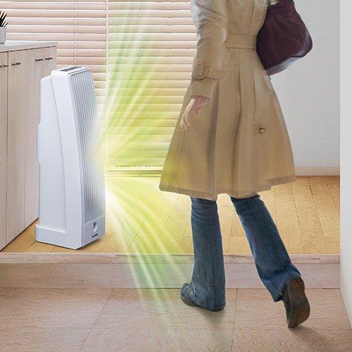 空気清浄機 人感センサー