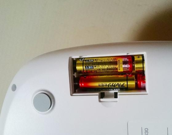 iP630 乾電池での動作