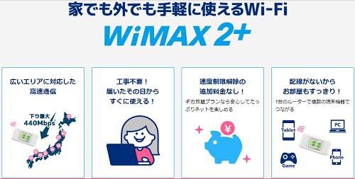 wimaxの魅力を伝える画像