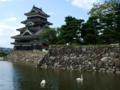 長野・松本城