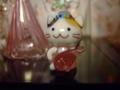 江の島土産「ネコ弁天さま」