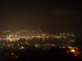 長崎・稲佐山の夜景④