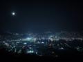 長崎・稲佐山の夜景⑧