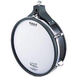 電子ドラムのメッシュパッド