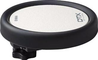 電子ドラムのシリコンパッド