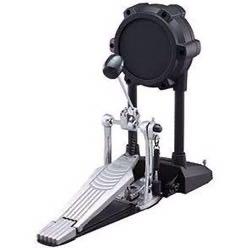 電子ドラムのペダル式キックペダル