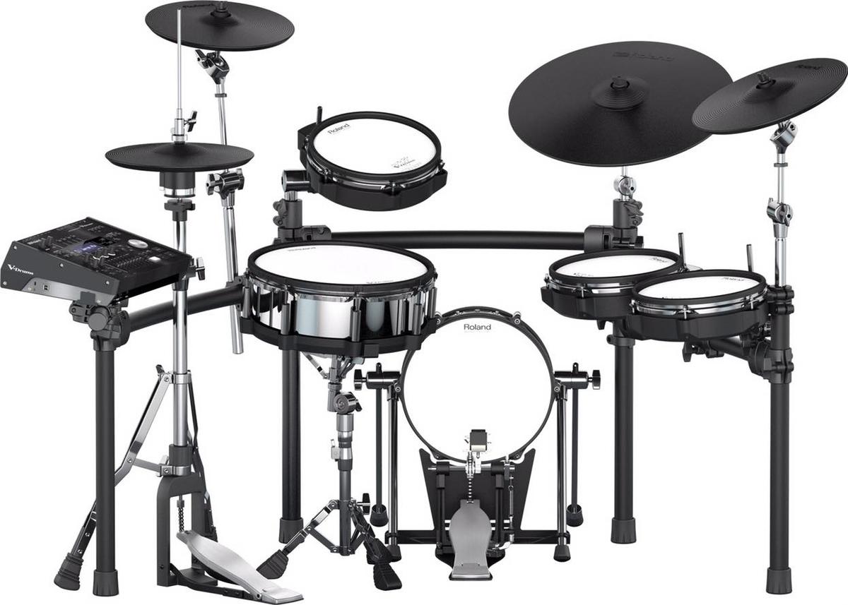Rolandの電子ドラム