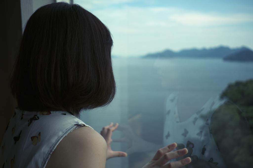 広島プリンスホテルからの風景