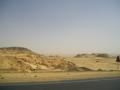 [アブシンベル]砂漠