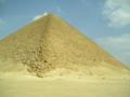 [カイロ]赤ピラミッドだったかもしれない