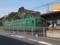 熊本電鉄のちょう格好良い電車