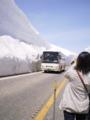 [立山]雪の大谷