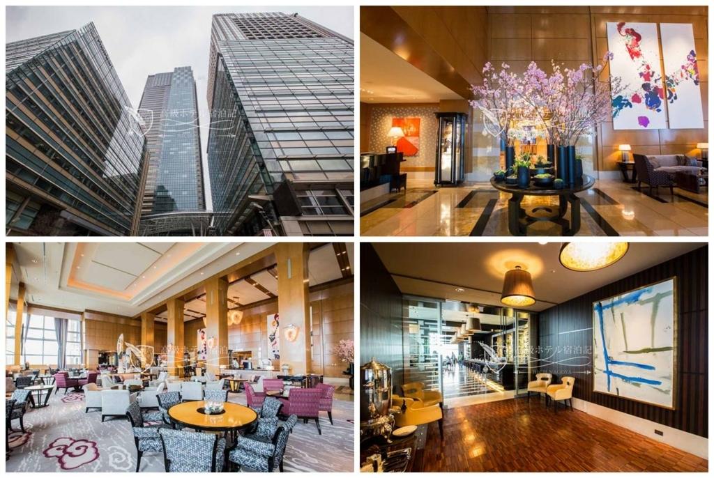 The Ritz-Carlton, Tokyo/Four-Star:Exterior,Lobby Floor ザ・リッツ・カールトン東京:外観、ロビーフロア