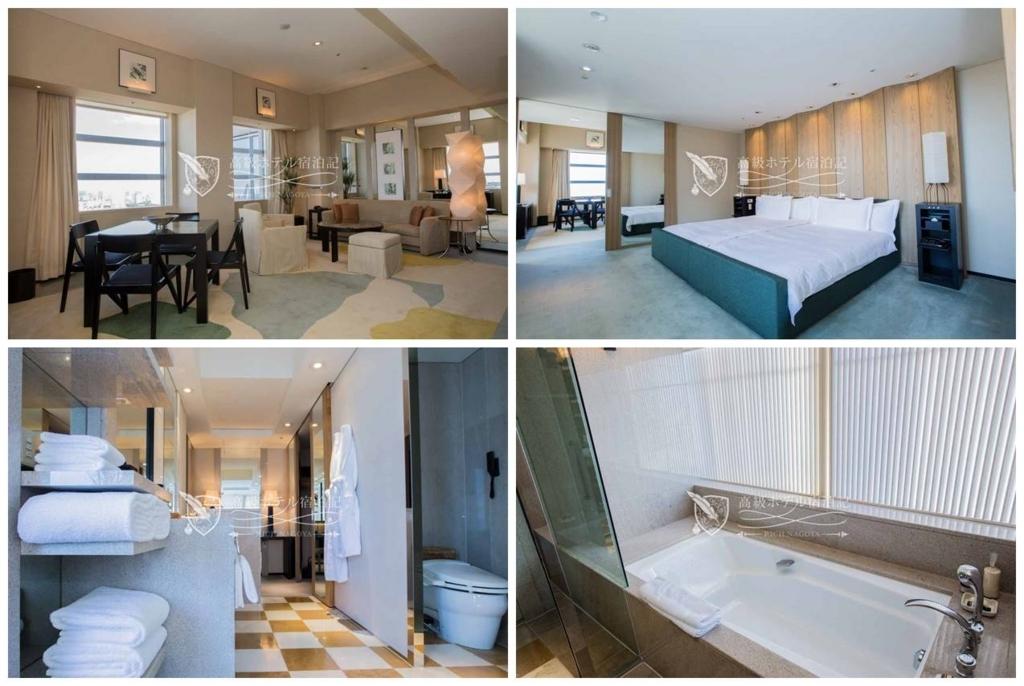 Park Hyatt Tokyo/Four-Star:Park Suite Room(100㎡) パークハイアット東京:パークスイート2