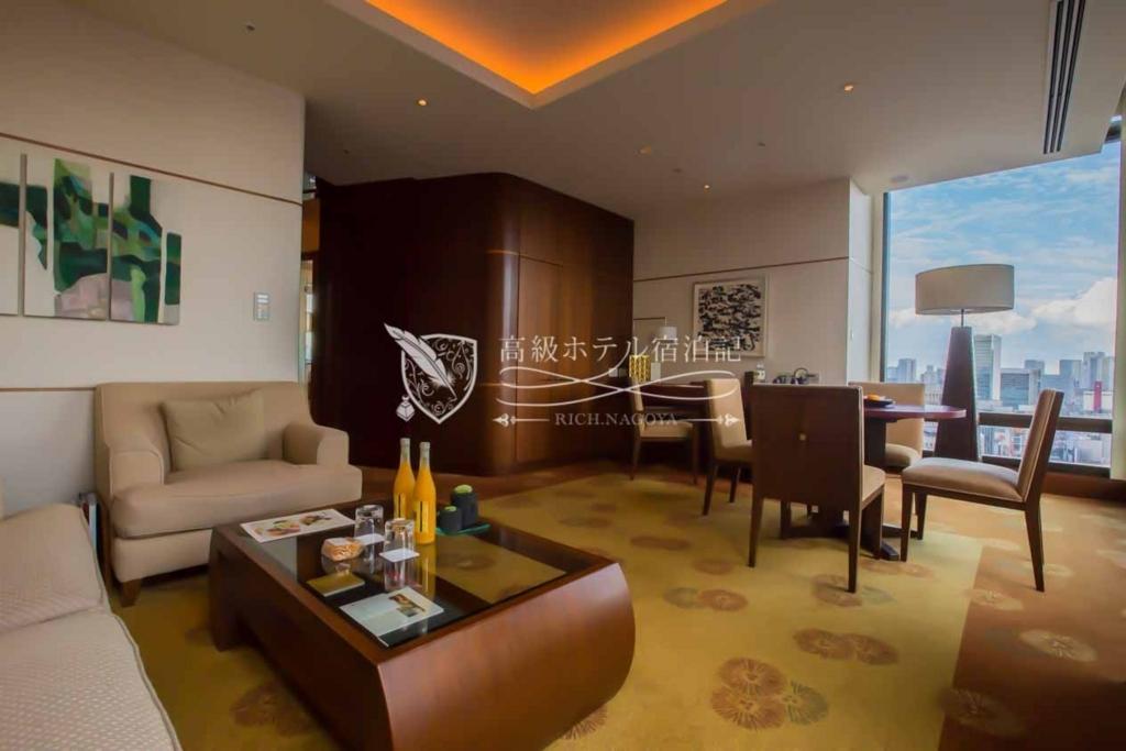 The Peninsula Tokyo/Five-Star:Executive Suite(81㎡) ザ・ペニンシュラ東京:エグゼクティブスイート