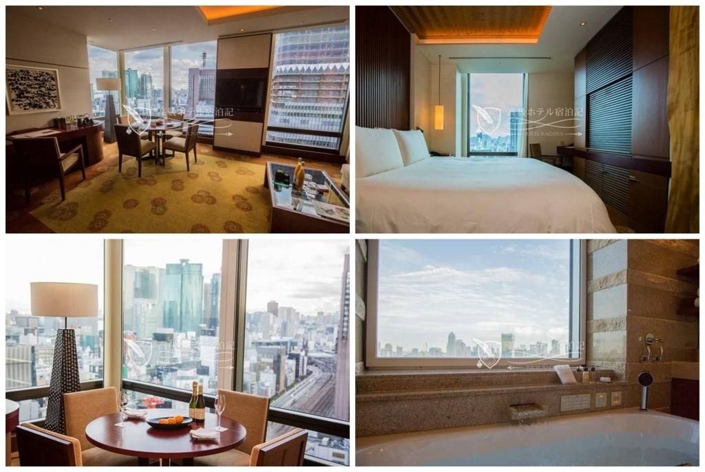 The Peninsula Tokyo/Five-Star:Executive Suite(81㎡) ザ・ペニンシュラ東京:エグゼクティブスイート2
