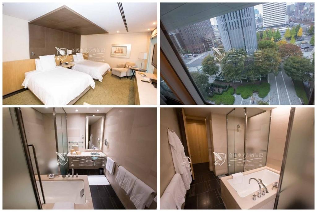 Four Seasons Hotel Tokyo at Marunouchi/Four-Star:Premier Room(52㎡) フォーシーズンズホテル丸の内 東京:プレミアルーム2