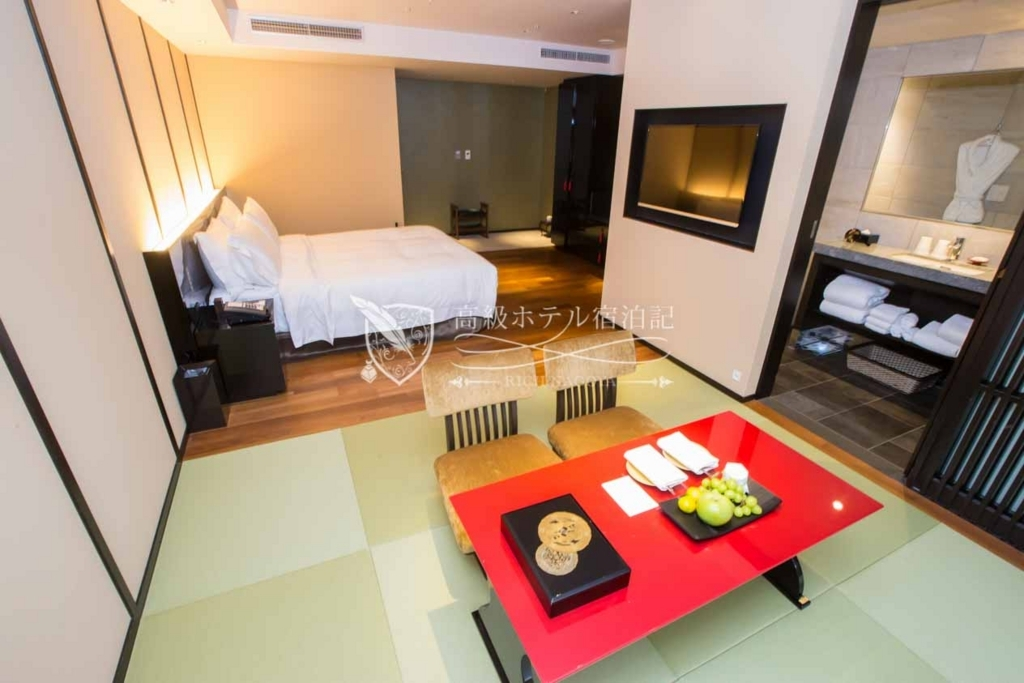 Suiran, A Luxury Collection Hotel/Four-Star:Yuzunoha Deluxe King Room(47㎡)