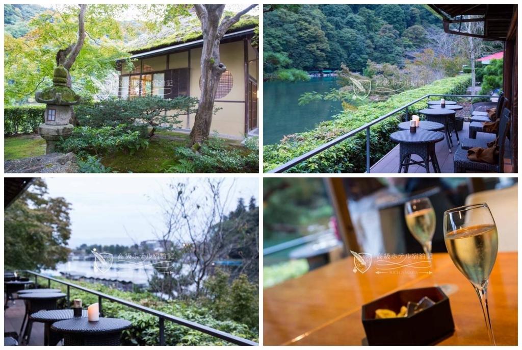 Suiran, A Luxury Collection Hotel/Four-Star:Cafe Hassui 翠嵐ラグジュアリーコレクションホテル京都:茶寮 八翠
