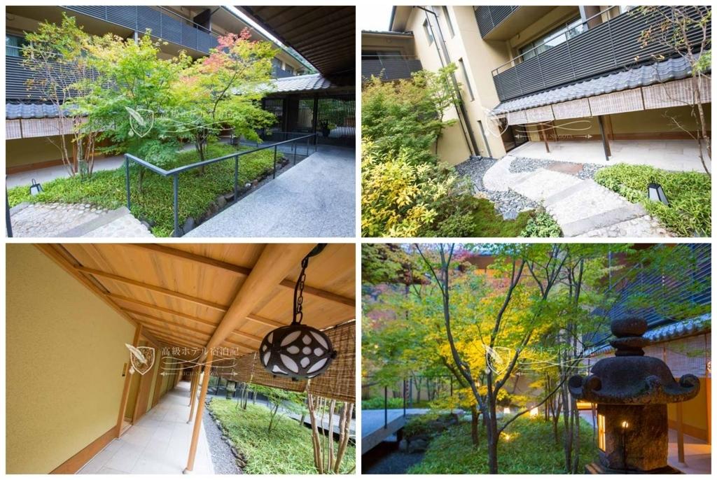 Suiran, A Luxury Collection Hotel/Four-Star:Courtyard 翠嵐ラグジュアリーコレクションホテル京都:中庭