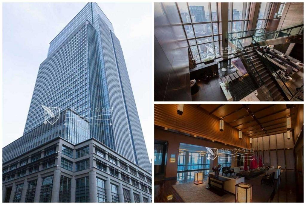 Mandarin Oriental, Tokyo/Five-Star:Exterior,Lobby Floor マンダリン・オリエンタル東京:外観、ロビーフロア