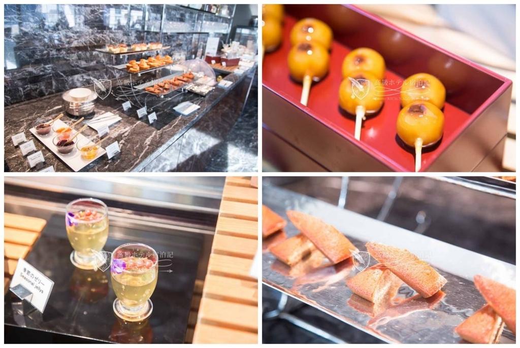 Palace Hotel Tokyo/Five-Star:Afternoon Tea atClub Lounge パレスホテル東京:クラブラウンジのアフタヌーンティータイム