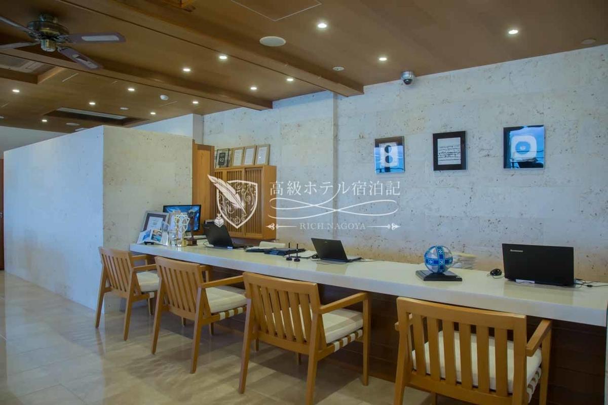 Hyakuna Garan:Check in Counter at Lobby Floor
