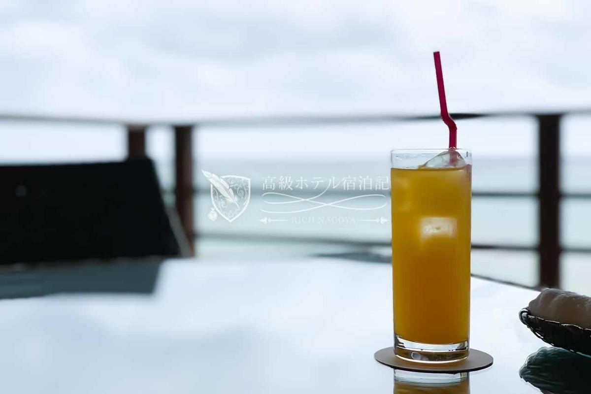 Hyakuna Garan:Welcome Drink