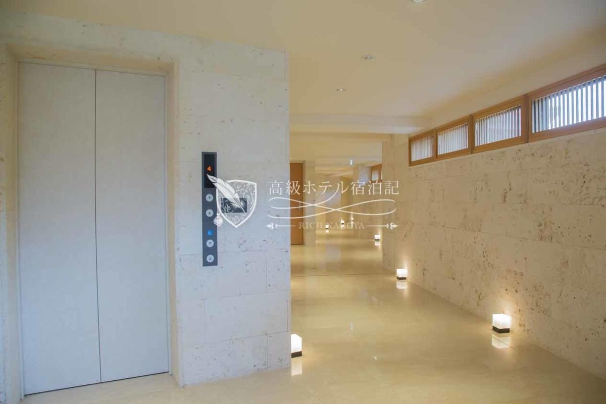 Hyakuna Garan:Corridor of the Guest Floor