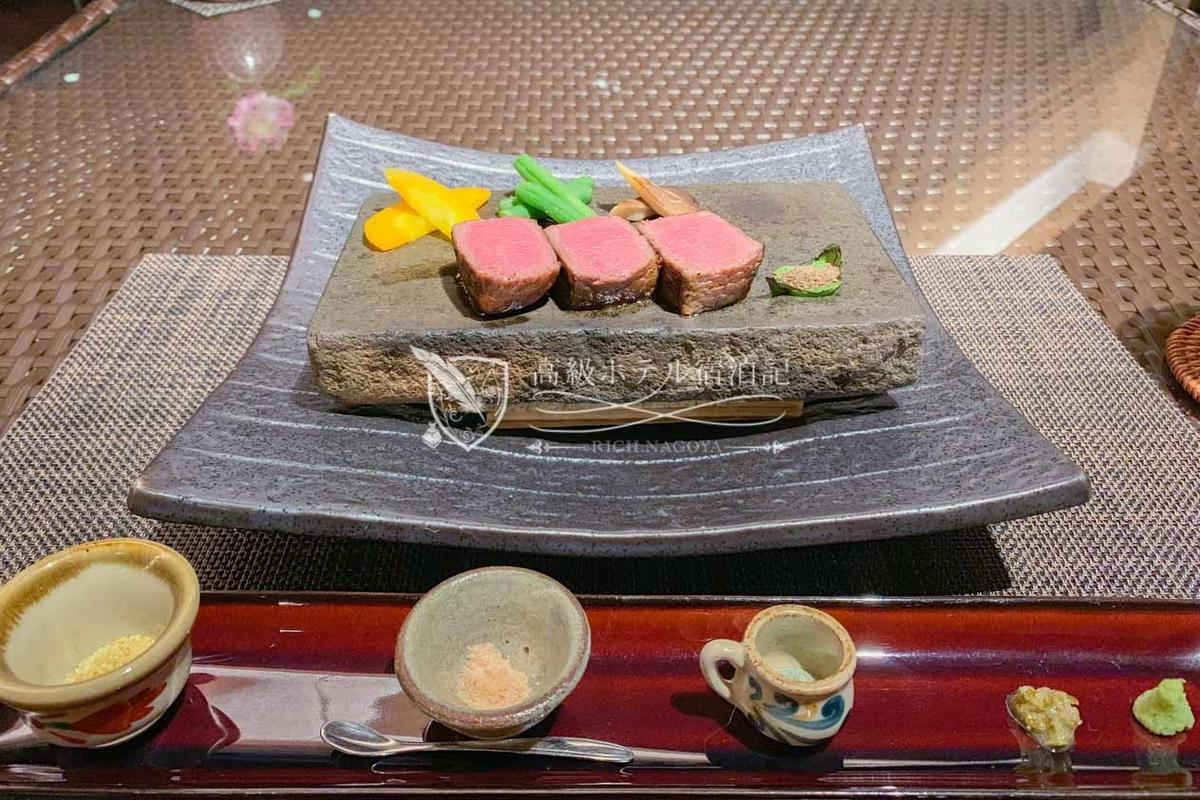 Hyakuna Garan:Dinner
