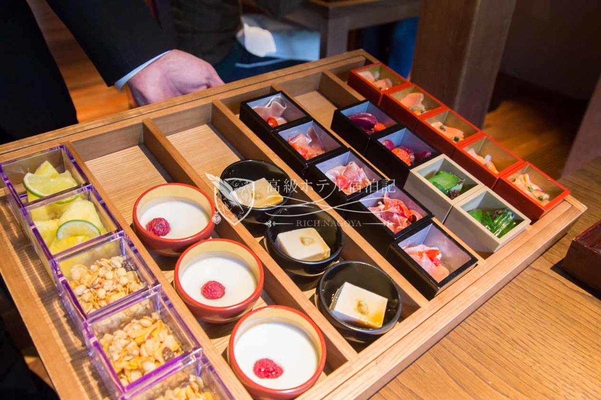 Suiran Luxury Collection Hotel Kyoto: Breakfast