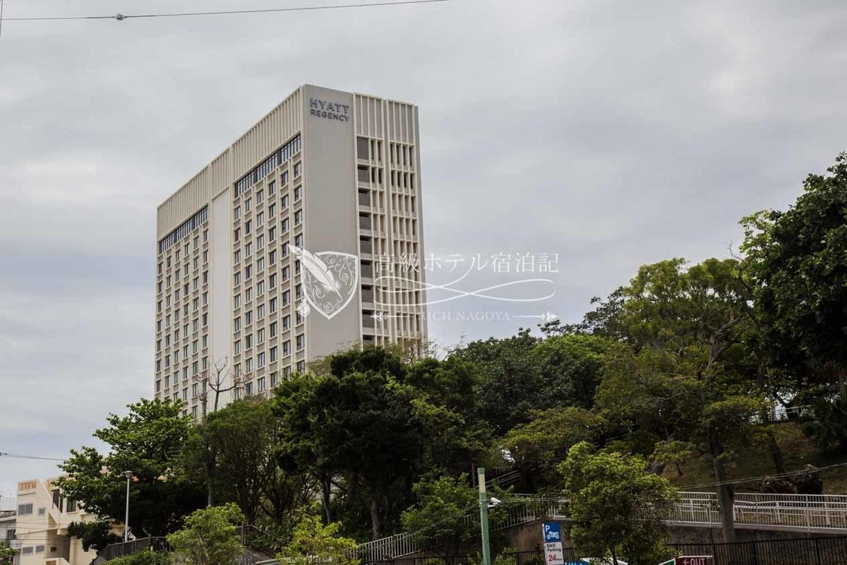 Hyatt Regency Naha Okinawa:Exterior