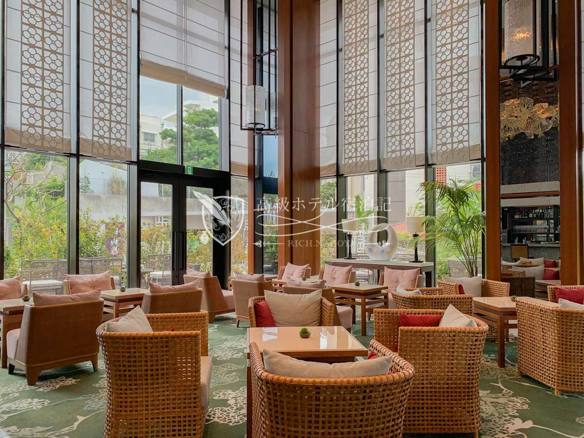 Hyatt Regency Naha Okinawa:The Lounge