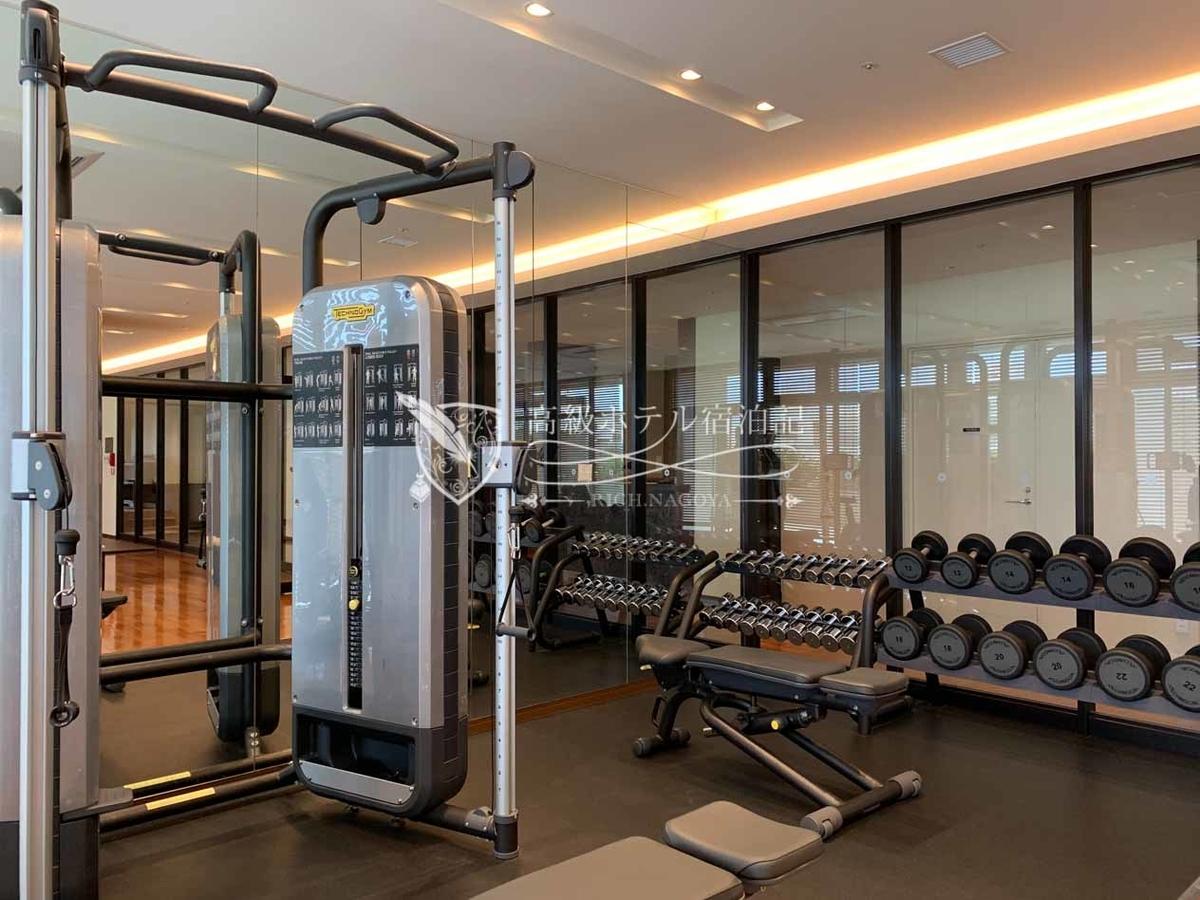 Hyatt Regency Naha Okinawa:Fitness