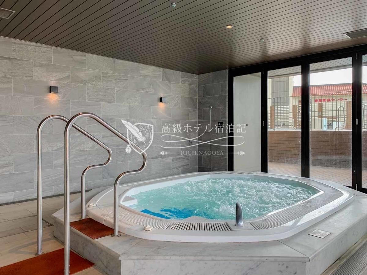 Hyatt Regency Naha Okinawa:Jet Bath