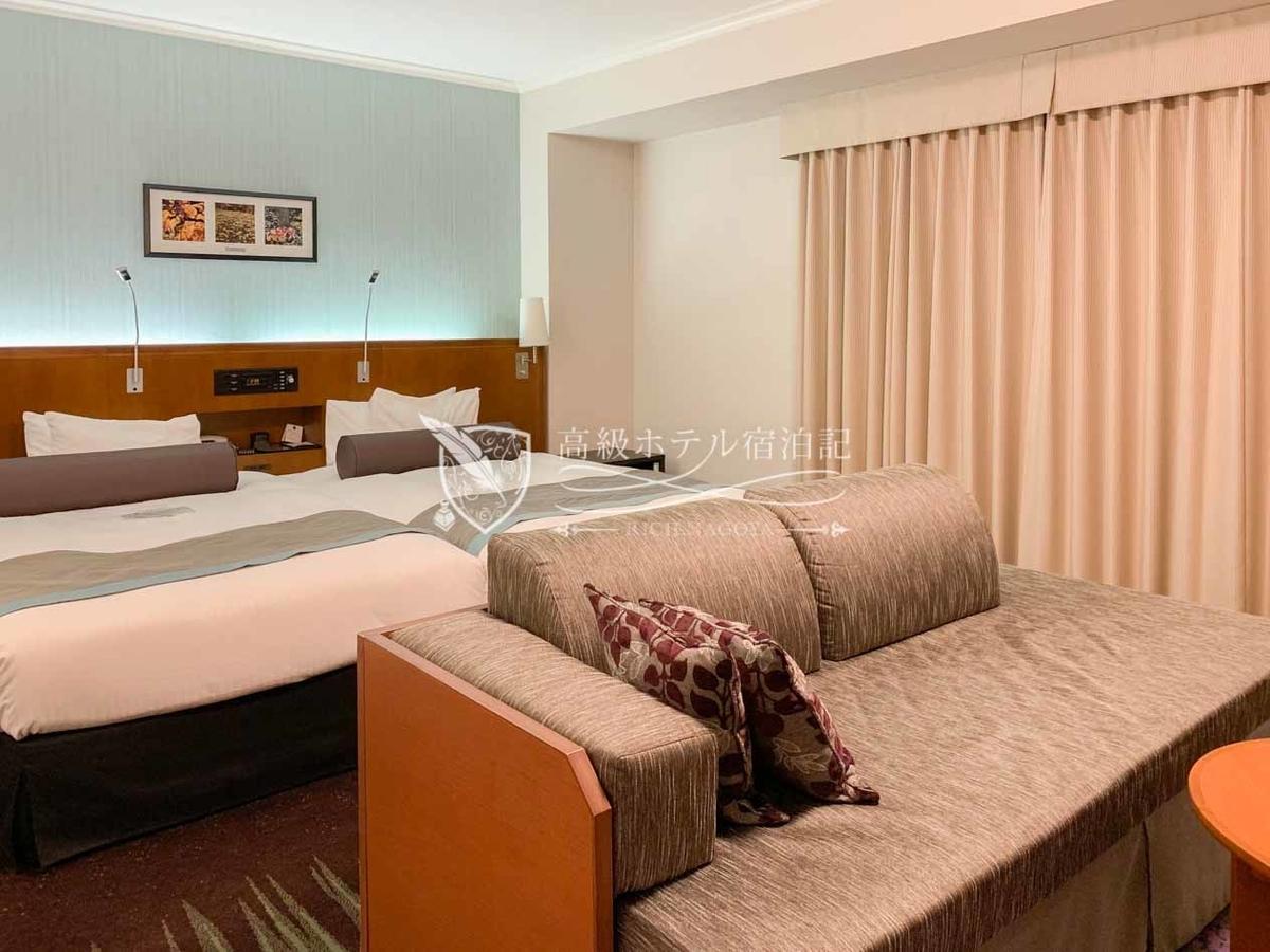 Sapporo excel hotel tokyu:Premium Hoolywood Twin