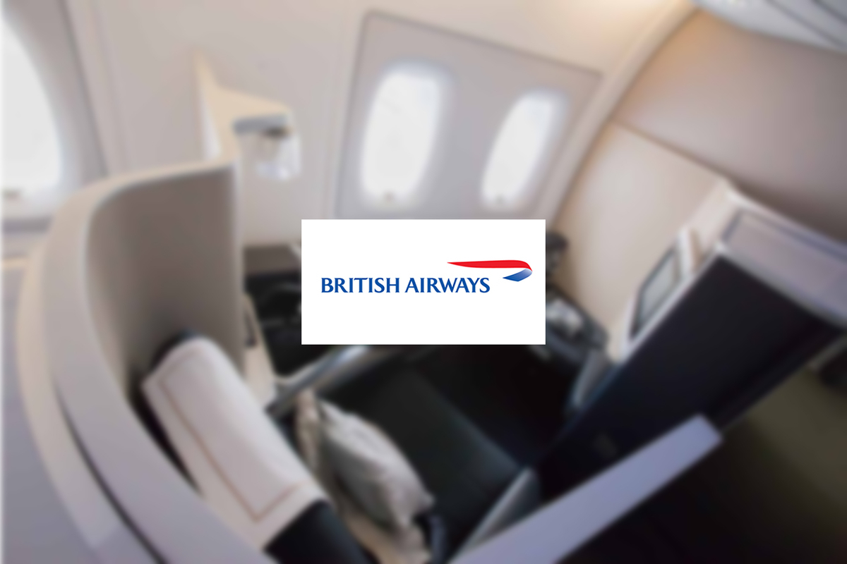 British Airways Firstclass logo