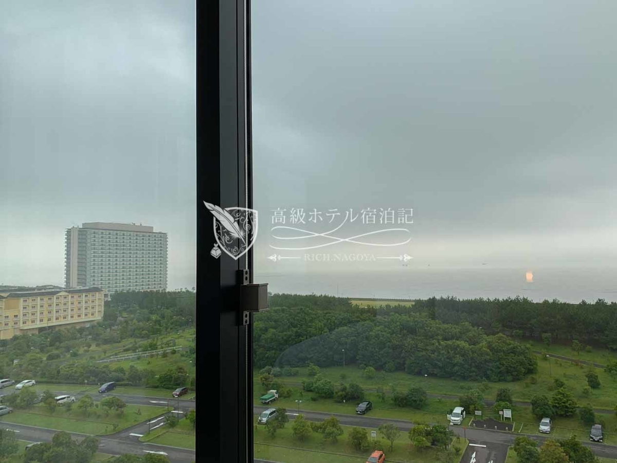 Hyatt Place Tokyo Bay:Ocean View