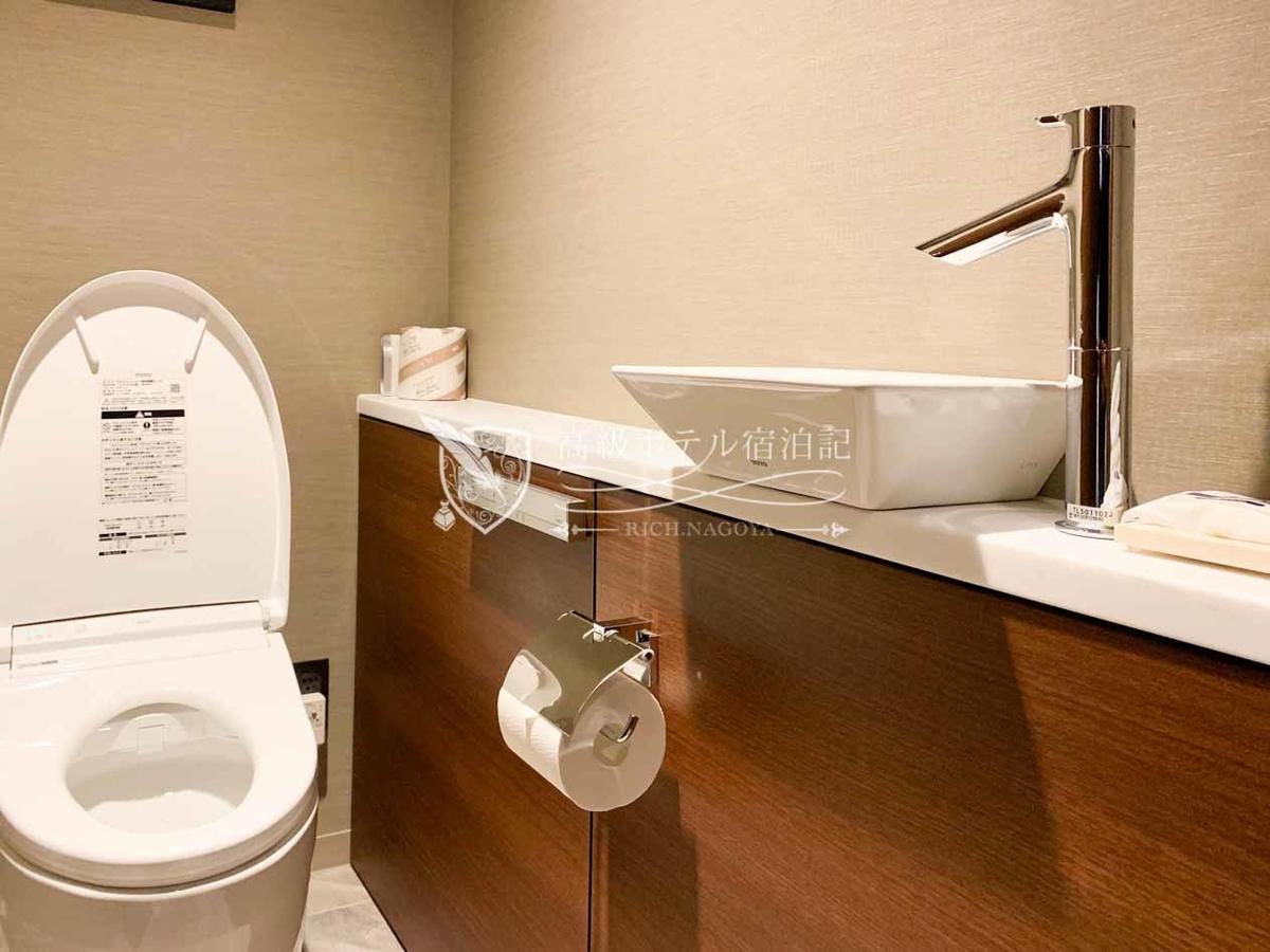 Hyatt Place Tokyo Bay:Family Room(37㎡) Toilet