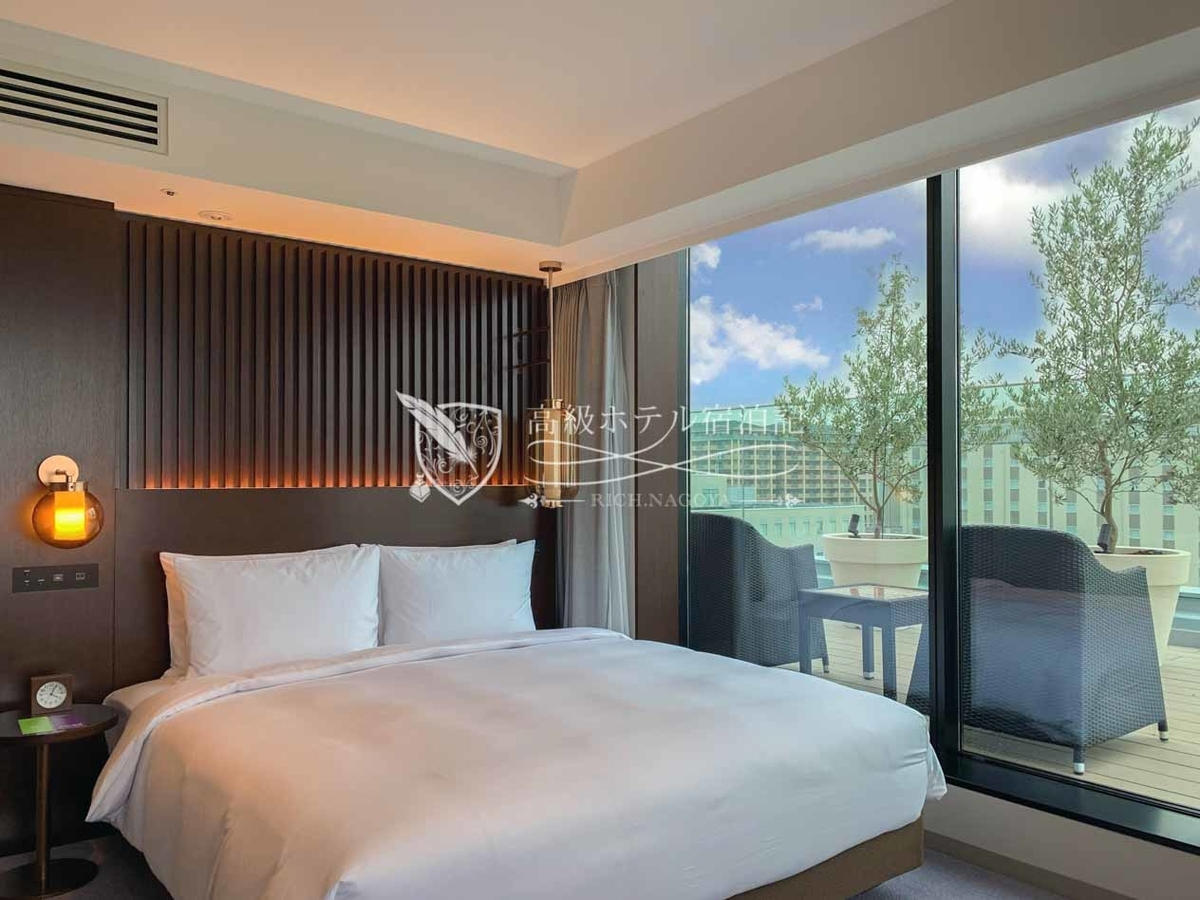 Hyatt Place Tokyo Bay:Terrace Room King(29㎡)