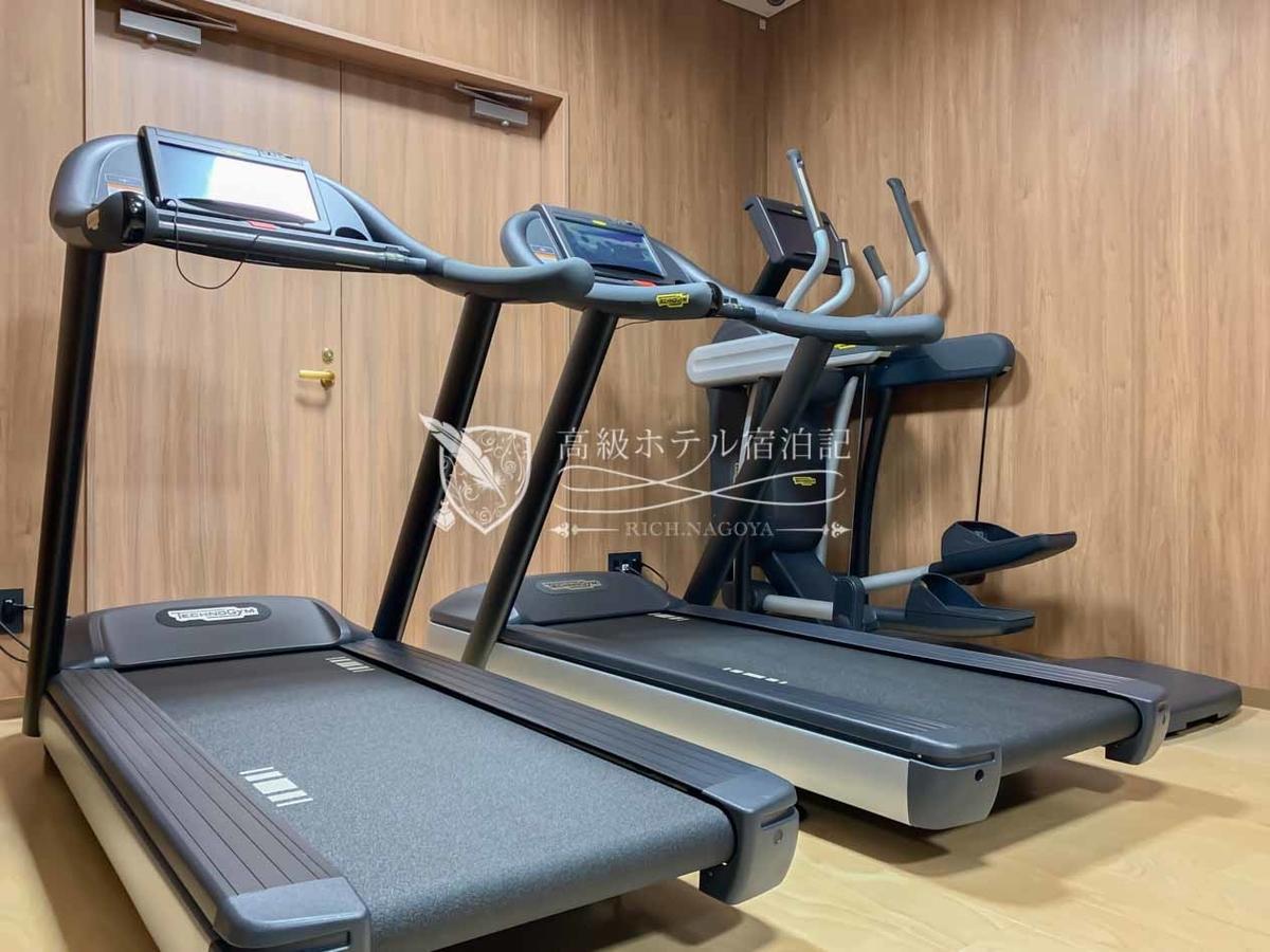 Hyatt Place Tokyo Bay:Fitness Center