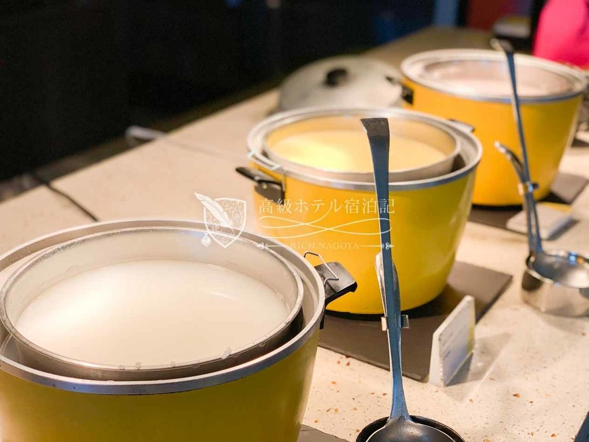 W台北 THE KITCHEN TABLE:個人的なおすすめNo1メニューは中華粥!トッピングを多数揃えているのでたくさん食べても飽きない!?